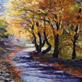 Autumn Road Home by Susan Jenkins