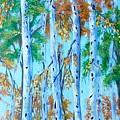Autumn Rush by Tammy Watt
