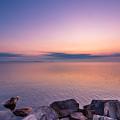 Sunrise At Sibbald Point by Aqnus Febriyant