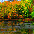 Autumn Sings by Diane E Berry