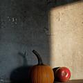 Autumn Still Life I Color by David Gordon