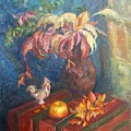 Autumn Still Life by Kateryna Kostiuk-Shostka