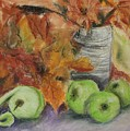 Autumn Still Life by Marilyn Barton