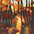 Autumn Sunlight by Mary McInnis
