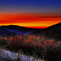 Autumn Sunrise by William Carroll