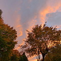Autumn Sunset by Charles Robinson