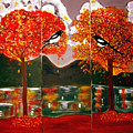 Autumn Trilogy by Rusty Gladdish