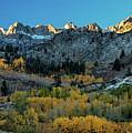 Autumn View, High Sierra by Stuart Gordon
