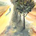 Autumn Walk by Vera Persiyanova