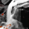 Autumn Waterfall Iv by Kenneth Krolikowski