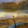 Autumn Wetlands by Sharon Jameson