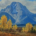 Autumn-willow Flats by Lanny Grant