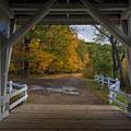 Autumn Window by Joshua Clark