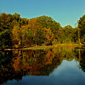 Autumnal Reflecion by Jack  Hood
