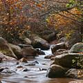 Autumns Flow by Ernie Echols