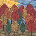Autumn's Glow by Pamela Schiermeyer