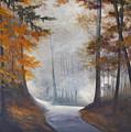 Autum's Mist by Lizbeth Gage
