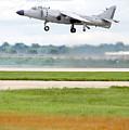Av-8 Harrier by Sebastian Musial