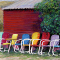 Available Seating by Jan Hardenburger