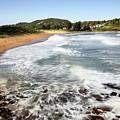 Avalon Beach by Nicholas Blackwell