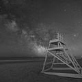 Avalon Light Guard Bw by Michael Ver Sprill