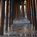 Avalon Pier At 32nd Street by Bill Cannon
