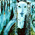 Avatar Five Pointalist Impression by Stanley Morganstein