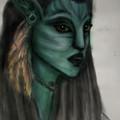 Avatar Portrait by Dana Biviano