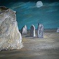 Avebury Stone Circle by Tracey Mitchell