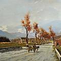 Avellino's Landscape  by Rosario Piazza