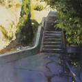 Avenue Gravier - The Shortcut by Lin Petershagen