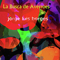 Averroes's Search Borges Poster by Paul Sutcliffe