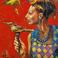 Aviary Queen by Michal Kwarciak
