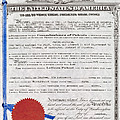 Aviation Patent, 1911 by Granger