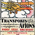 Aviation Poster, 1919 by Granger