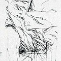 Avigdor Arikha 059 Avigdor Arikha by Eloisa Mannion