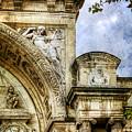 Avignon Opera House Muse 2 - Vintage Version by Weston Westmoreland