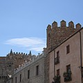 Avila Castle In The Sky by John Shiron