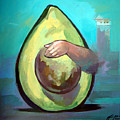 Avocado by Filip Mihail
