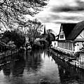 Avon Boathouse by Ian Watts