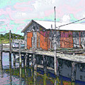 Avon Dock by Robert Boyette