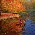 Avon In Autumn by Terry Perham