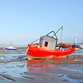 Awaiting The Tide by Peter Jenkins