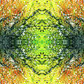 Awakened For Higher Perspective #1424 by Rainbow Artist Orlando L