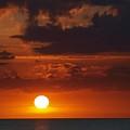 Island Sunset  by Jeffery Akerson