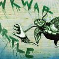 Awkward Turtle by Tai Taeoalii