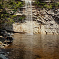 Awosting Falls by Linda Sannuti