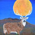 Axis Moon by Belinda Nagy