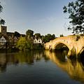 Aylesford Bridge Kent by Chris Pickett