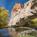 Ayres Natural Bridge by Mary Lane
